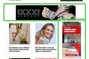 Estretagia SEM con anuncios display de Google y COMOon