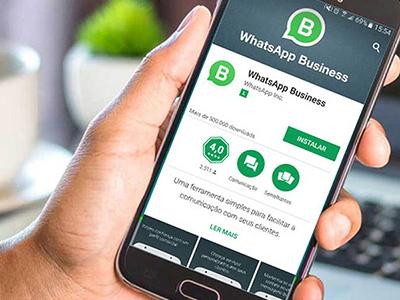 Whatsapp Business en el móvil