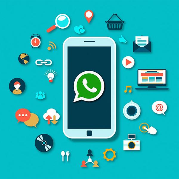 Funcionalidades de Whatsapp