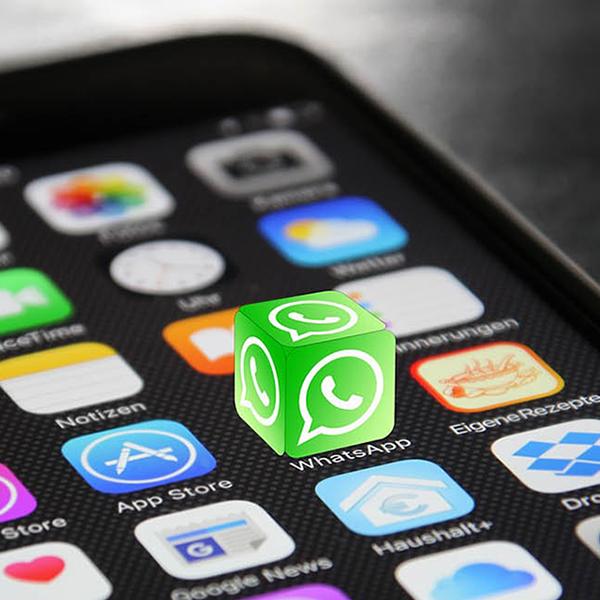 Aplicación móvil Whatsapp Business
