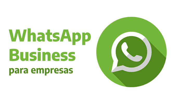 Logotipo Whatsapp Business